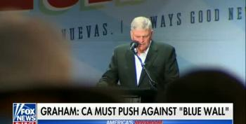 Fox Pundit Mocks Franklin Graham