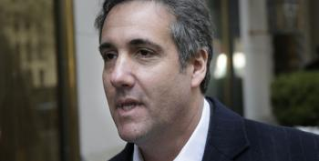 God Help Us, Michael Cohen Is The John Dean Of Trump Russia