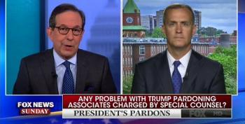 Corey Lewandowski: D'Souza Pardon A 'One-Off'