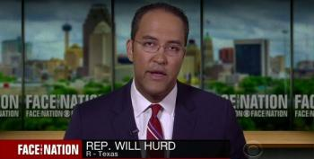 Rep. Will Hurd: 'Terrible Move' For Trump To Pardon Himself