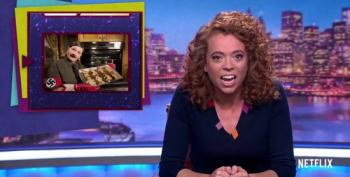 Open Thread:  Michelle Wolf Slams ABC For Hiring 'Lady Hitler' Roseanne