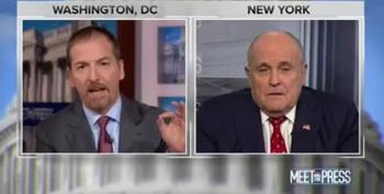 Rudy Giuliani Lies Again:   Covering For Jay Sekulow
