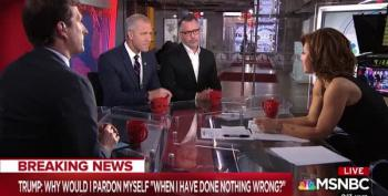 David Jolly:  Trump Should Keep His Mouth Shut