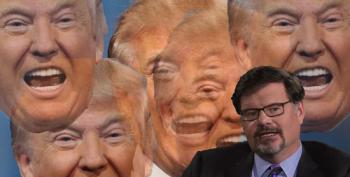Jonah Goldberg Mentions Trump's 'Monkey On Cocaine' Problem