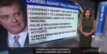 Witness Tampering Just The Cherry On Top For Paul Manafort's Charges