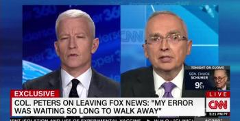 Former Fox Analyst Col. Ralph Peters: 'I Think Putin Has A Hold On Trump'
