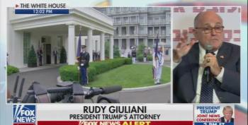Fox News Hosts Show Their Disgust At Rudy Giuliani's North Korea Comments