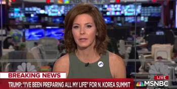 Stephanie Ruhle Hammers Trump's 'Life-Long Preparation'