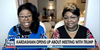 Diamond & Silk 'Celebrate' Pardon Of Alice Johnson By Attacking LeBron James And Take-A-Knee