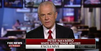 Peter Navarro: There's A 'Special Place In Hell' For Anyone Who Engages In Bad-Faith Diplomacy