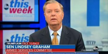 Lindsey Graham Pushes Democrats To Put Military Option For North Korea On The Table