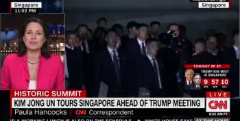 Kim Jong-Un's Surreal Tour Of Singapore