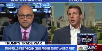 'You're Making Up Facts In Front Of Me!' Ali Velshi Loses Patience With Trump Apologist