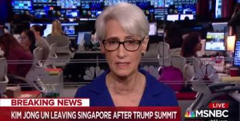 Ambassador Wendy Sherman: Trump's North Korea Comments 'Not Worthy' Of A U.S. President