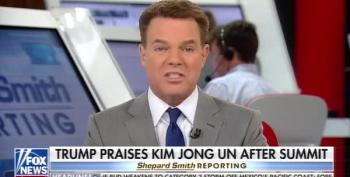 Shep Smith Is Unimpressed: 'Kim Jong-un Got It All'