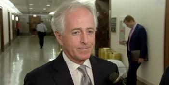 Sen. Bob Corker: GOP Becoming A 'Cultish Thing'