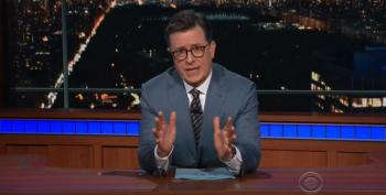 Colbert Urges Viewers To Contact Lawmakers For Father's Day And Demand They Put A Stop To Ripping Families Apart