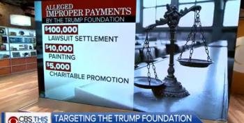 The Trump Foundation Lawsuit - It's Serious