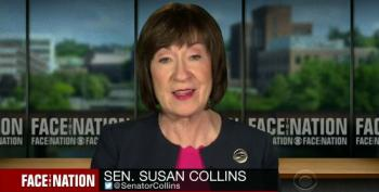 Susan Collins Can't Pick A Side On The 'Tearing Children From Their Parents'  Trump Policy