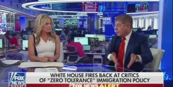 Judge Napolitano Calls Trump Policy Of Separating Families: 'Child Abuse'