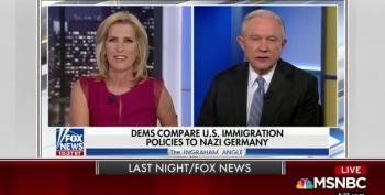 Sessions: We're Not Nazis, We Let People Leave