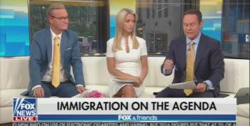 Fox And Friends: Migrant Kids 'Turn Into MS-13'