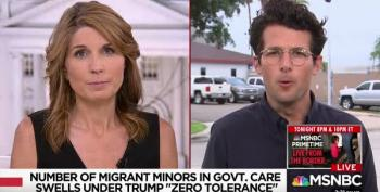 Jacob Soboroff Says HHS Will Not Release Pictures Of Migrant Girls And Toddlers