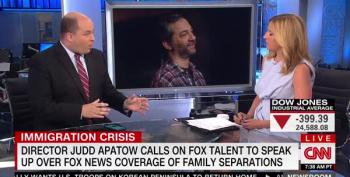 Judd Apatow Leading Entertainment Mutiny Over Fox News
