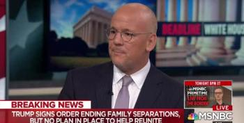 Heilemann Warns Media Not To 'Let Trump Slide' On Cruel Policies