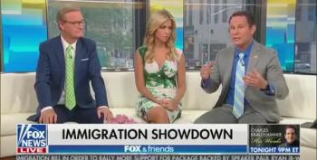 Brian Kilmeade Goes White Supremacist: 'These Aren't Our Kids'