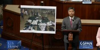 Snowflake GOP House Melts Down; Tries To Stop Ted Lieu Playing Crying Children Audio