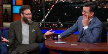 Seth Rogen's Pitch-Perfect Response To Paul Ryan