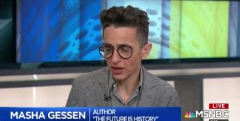 Masha Gessen: 'What We Have Is A Fascist Leader'