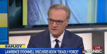 Lawrence O'Donnell Discusses His Book 'Deadly Force'