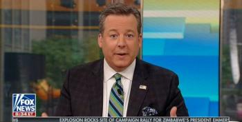 Ed Henry 'Apologizes' For David Bossie's Racist 'Cotton-Picking' Remark