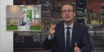 HBO's John Oliver: 'They Are Children In Cages' -- 'You F***ing Monster'
