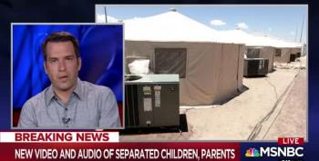 Reporters Tour Tent City For Kids: 'Like A Forward Base In Iraq'