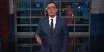 Colbert:  How The Red Hen Could Treated Huckabee-Sanders