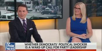 Mitch McConnell's Ex-Campaign Manager Claims Democrats Are 'Assaulting Members Of Congress'