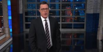 Colbert Slaps Justice Kennedy And Mitch McConnell