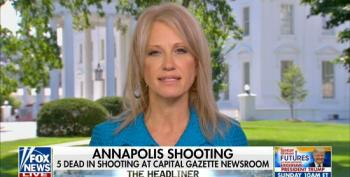 Kellyanne Conway Calls An Attack On Journalists 'An Attack On All Of Us'