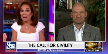 Fox's Pirro: Give Me One Example Of A 'Democrat Woman Who Was Harassed By Conservatives!'
