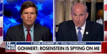 Louie Gohmert: Rosenstein Is Spying On Me