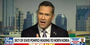 Trump Fans Triggered By Fox Host Criticizing His North Korea Policy