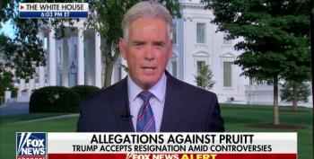 Fox Reports On Pruitt's Ethics Investigations