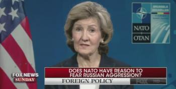U.S. Ambassador To NATO Makes Believe Trump Is Worried About Russia Flipping Our Allies