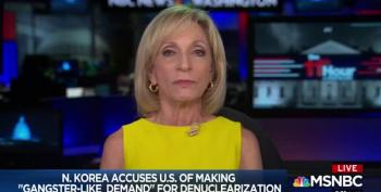Andrea Mitchell:  'We Got Played' By North Korea