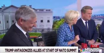 Trump At NATO Summit: 'Germany Is Totally Controlled By Russia'