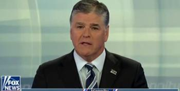 Telephone Pillow Talk Isn't Enough!  Hannity Going To Europe, Too