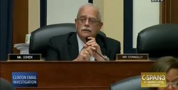 'You Had A Lot Of Company': Connolly Reads GOP Emails Criticizing Trump In Strzok Hearing